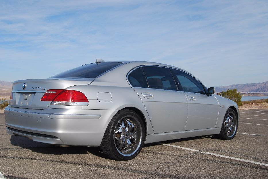 2006 BMW 7Series 760 li