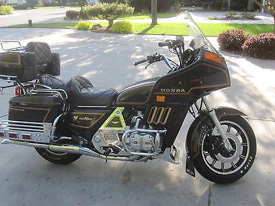 Honda : Gold Wing 1983 honda goldwing interstate looks like a new bike