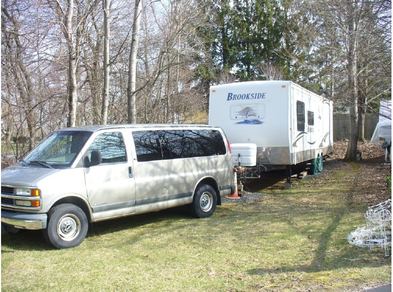 2008 Sunnybrook Brookside 302FKS