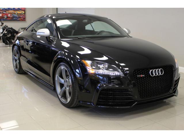 Audi : TT 2dr Cpe quat Audi TT RS, only 5K Miles, Like New! CarFax Certified, We Financa