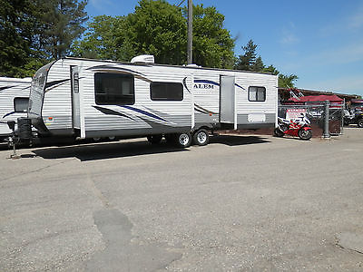 2014 Forest River Salem 30FKBS ** Like New **