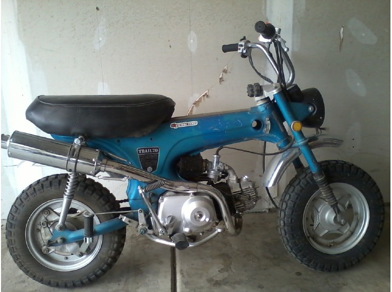 1972 Honda Ct 70 TRAIL