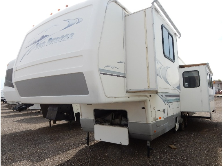1997 National Sea Breeze 33
