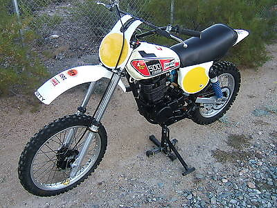 Yamaha : TT PRO-FAB WORKS PERFORMANCE TT535 Vintage MX MotoCross TT500C RESTORED and NICE!!