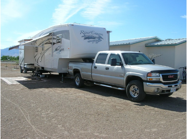 2007 Travel Supreme River Canyon 34RLTSO