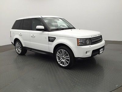 Land Rover : Range Rover Sport HSE LUX 2013 hse lux