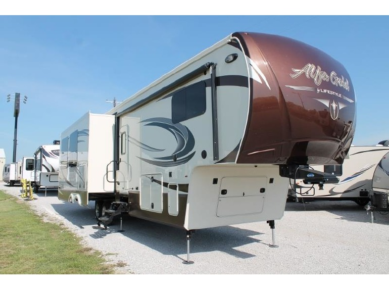 Luxury Alfa Gold 3905sh Motorcycle Rvs For Sale