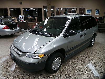 Dodge : Grand Caravan SE Mini Passenger Van 4-Door 1996 dodge gran caravan se handicap ramp ims conversion van