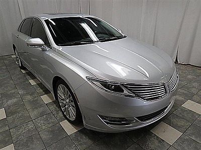 Lincoln : MKZ/Zephyr 4dr Sedan AWD 2013 lincoln mkz awd 21 k wrnty camera sunroof heated leather loaded