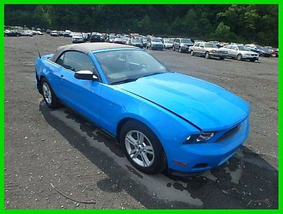 2012 Ford Mustang V6 Cars For Sale