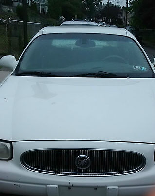 Buick : LeSabre Custome 2002 buick lesabre limited edition complete car