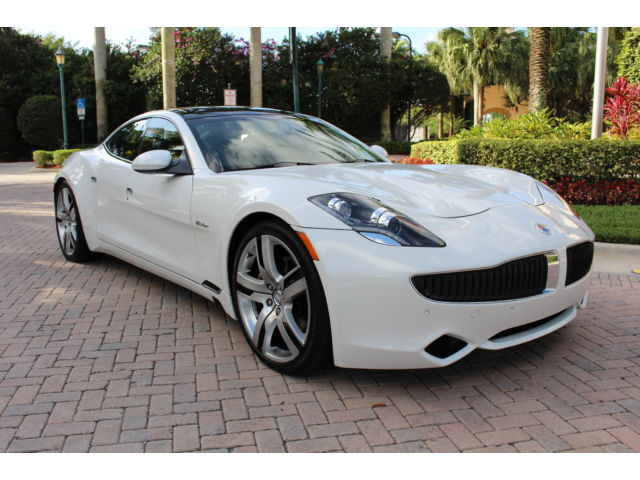 Other Makes : Karma 4dr Sdn EcoS Fisker Karma EcoSport, only 5K miles, Like Brand New!! We Finance