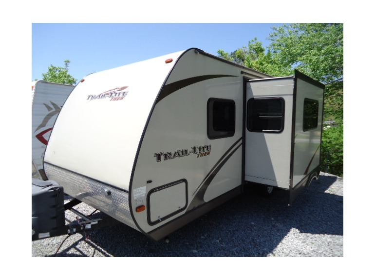 2013 Travel Lite Trek 232 RBS