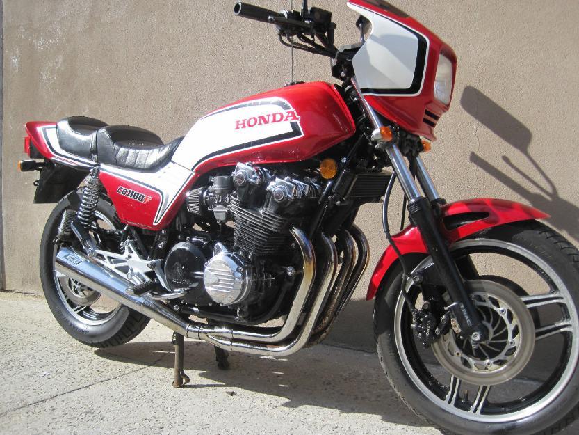 1983 honda cb 1100f