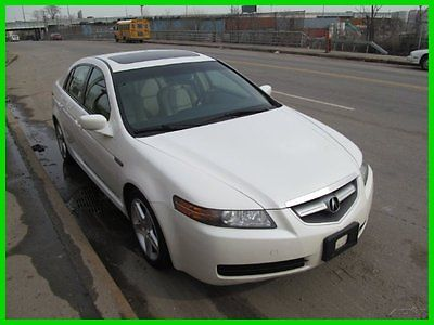 Acura : TL 2006 ACURA TL NAVIGATION AUTO NAVI LOADED SAVE BIG 2006 acura tl navigation used 3.2 l v 6 24 v automatic fwd sedan premium