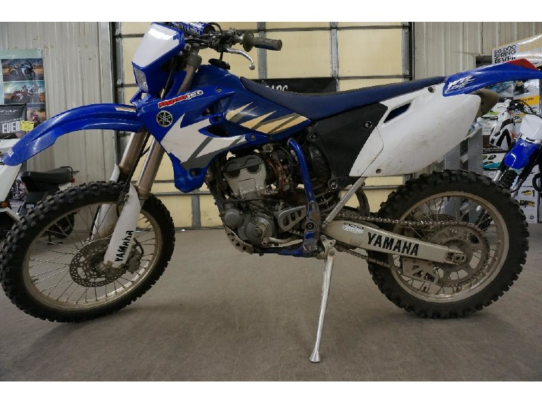 2005 wr250f motorcycles for sale for Yamaha escondido ca