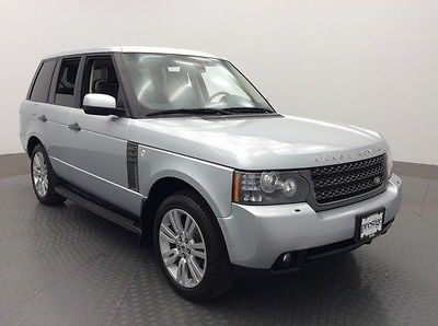 Land Rover : Range Rover HSE LUX 2011 hse lux