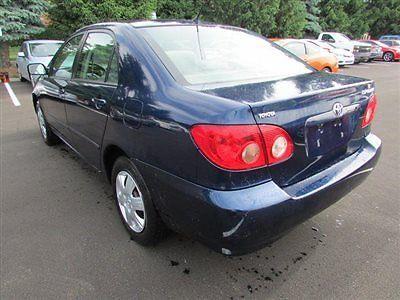 Toyota : Corolla 4dr Sedan LE Automatic 4 dr sedan le automatic automatic gasoline 1.8 l 4 cyl indigo ink pearl