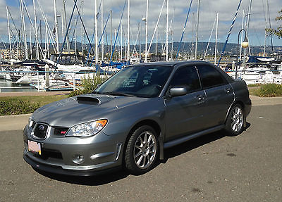2007 Subaru Wrx Sti Cars For Sale
