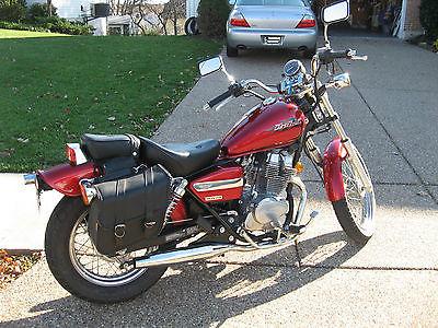 Honda : Rebel Honda Rebel 250cc, 2007. 10,500miles