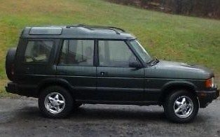 Land Rover : Discovery SE7 Sport Utility 4-Door 1996 land rover discovery se 7 sport utility 4 door 4.0 l