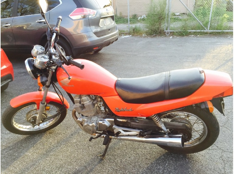 1991 Honda Nighthawk 250 Motorcycles For Sale
