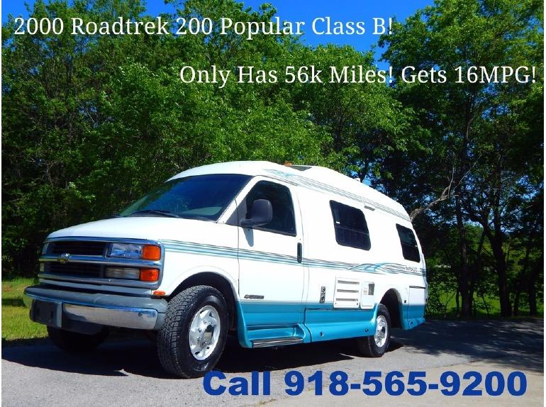 2000 Roadtrek 200 POPULAR