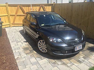 Mazda : Mazda3 Sport 2008 mazda 3 mazdaspeed hatchback 4 door 2.3 l