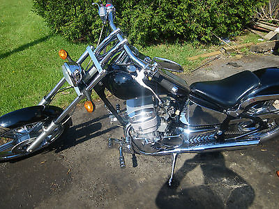 Custom Built Motorcycles : Chopper 2006 johny pag motor harley look only 785 miles like new