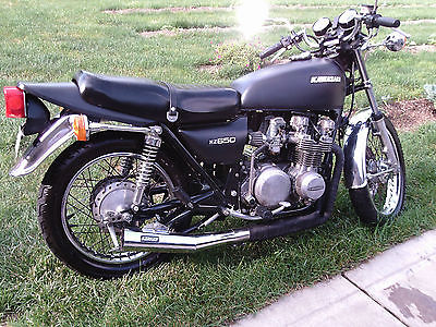 Kawasaki : Other 1978 kawasaki kz 650 kz 650 cafe motorcycle runs rides good daily rider