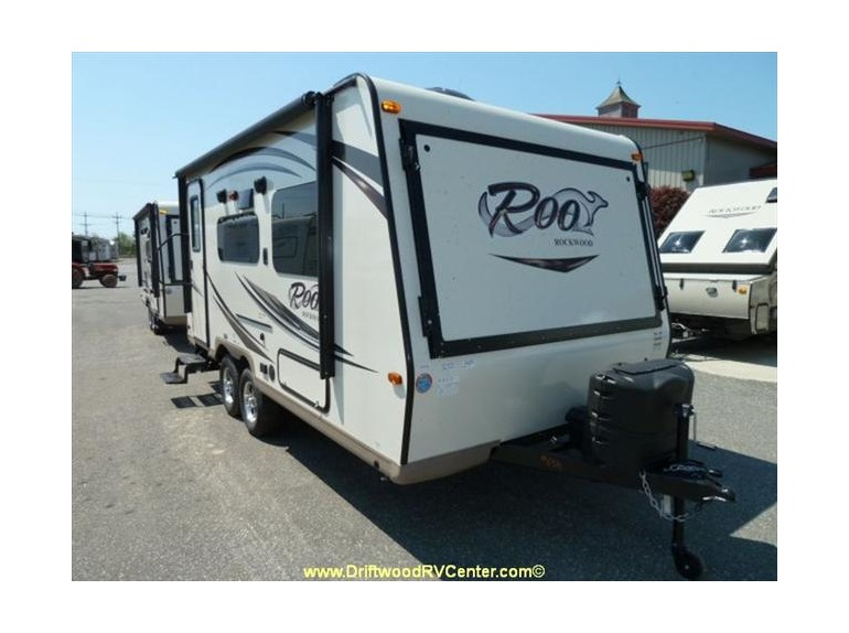 2015 Forest River ROO 19