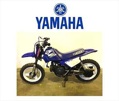 Yamaha : PW YAMAHA PW50 2008 BLUE, USED IN GREAT CONDITIONS
