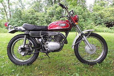 1970 Yamaha Enduro Motorcycles For Sale