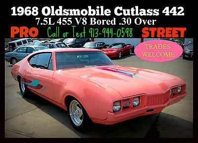 Oldsmobile Cutlass 442 Cars For Sale In Kansas