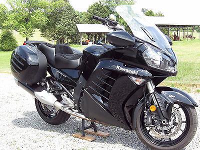 Kawasaki : Other 2012 kawasaki concours 14 with many upgrades
