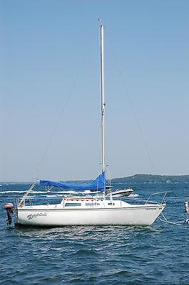 Catalina 25 Ft. Sailboat