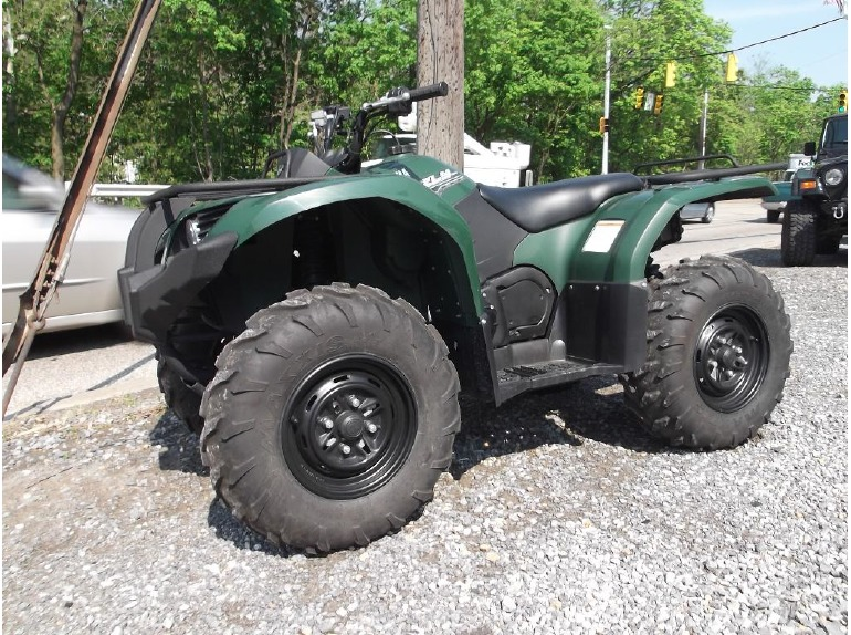Yamaha grizzly 450 4x4 motorcycles for sale in pittsburgh for Yamaha grizzly 450 for sale