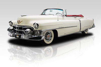 Cadillac : Other Series 62 Frame Up Restored Series 62 Convertible PS PW Power Top