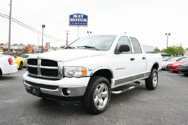 2004 Dodge Ram 1500 4x4 Cars For Sale