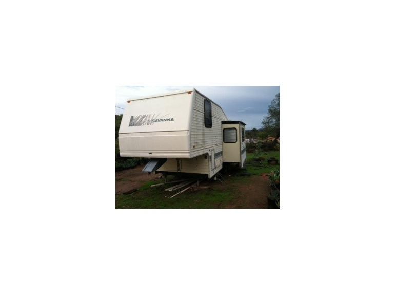1995 Fleetwood Savanna 335Y