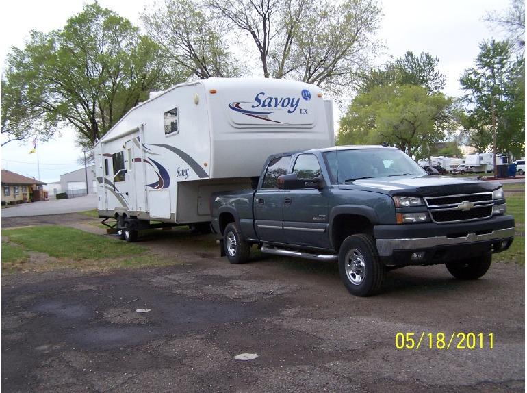 2008 Holiday Rambler Savoy 29RKD
