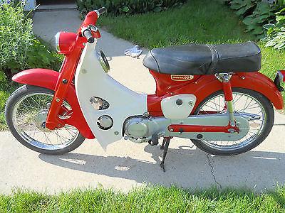 Honda : Other 1969 honda cm 91 90 cc motorcycle