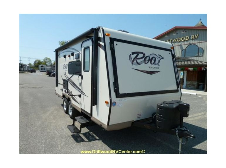2015 Forest River ROO 183