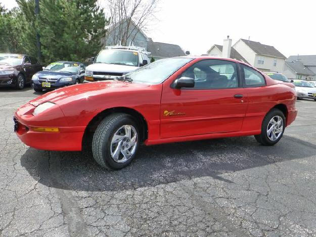 1999 Pontiac Sunfire SE - Prestige Motor Works Inc., Naperville Illinois