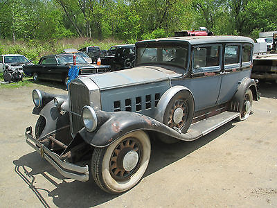 Other Makes Sedan 1931 pierce arrow sedan entire project car needs restored
