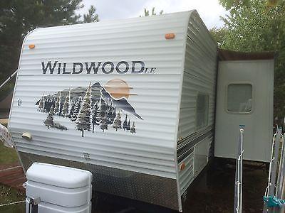 2008 Wildwood Travel Trailer 36BHSS