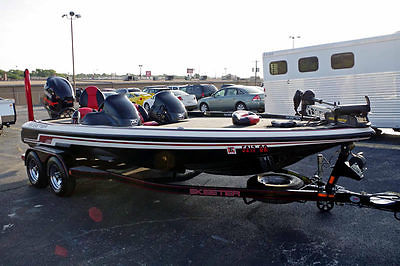 2011 Skeeter ZX225 20' Dual Console Bass Boat, Fresh Water, VMax 225 (225 hp)