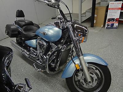 Kawasaki : Vulcan 2004 kawasaki vulcan 2000 good condition with upgraded exhaust glacial blue