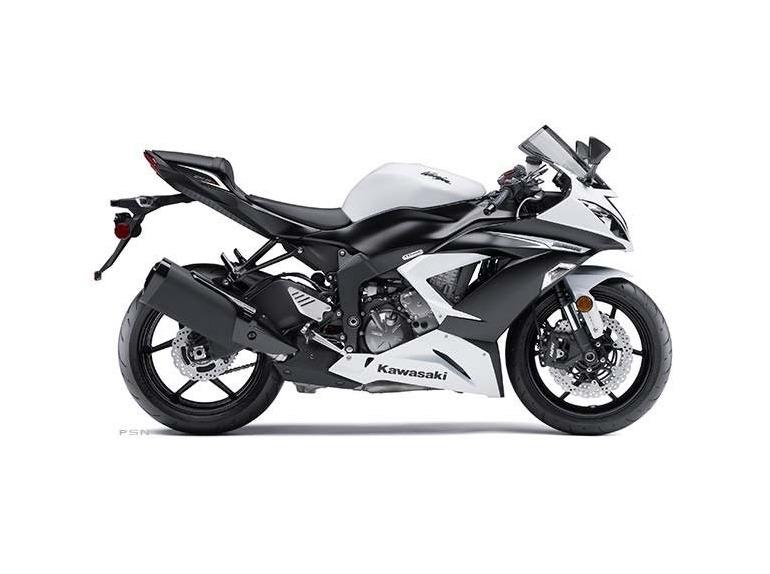 2013 Kawasaki Ninja® ZX -6R ABS