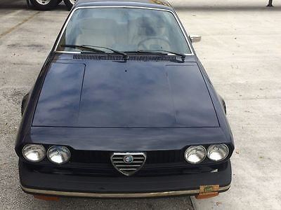 Alfa Romeo : Other GT 1975 alfa romeo alffeta gt